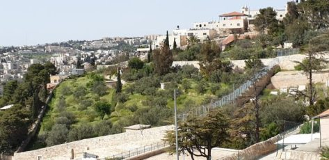Israel-Palestina Reise April 2019 - In the footsteps of Jesus
