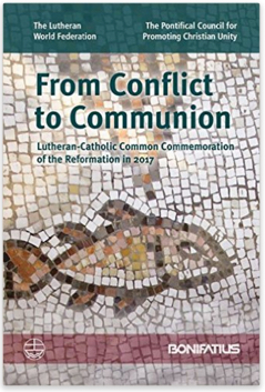 Image result for from conflict to communion