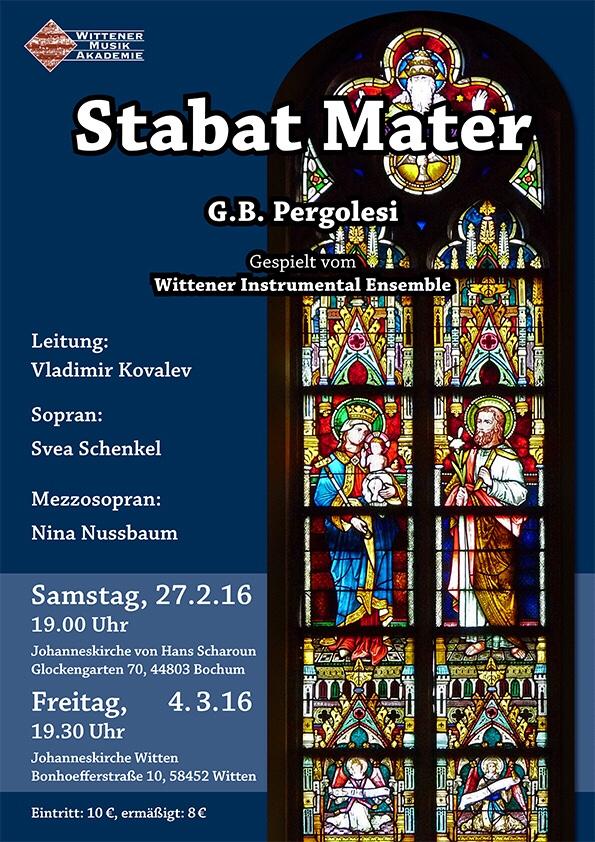Stabat Mater Pergolesi
