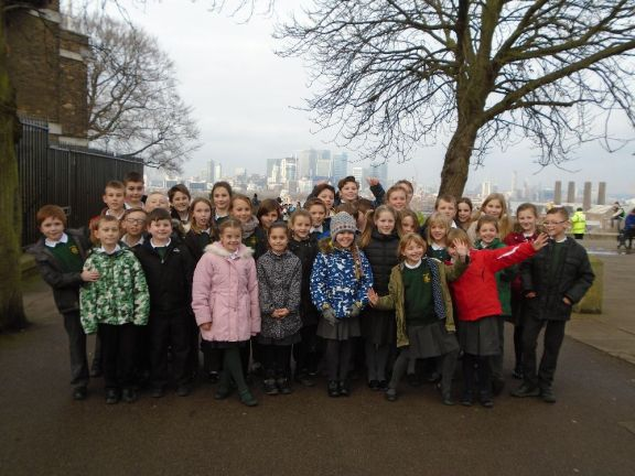 Year 4, 5 and 6 Royal Opera House and Greenwich Park Trip[1]
