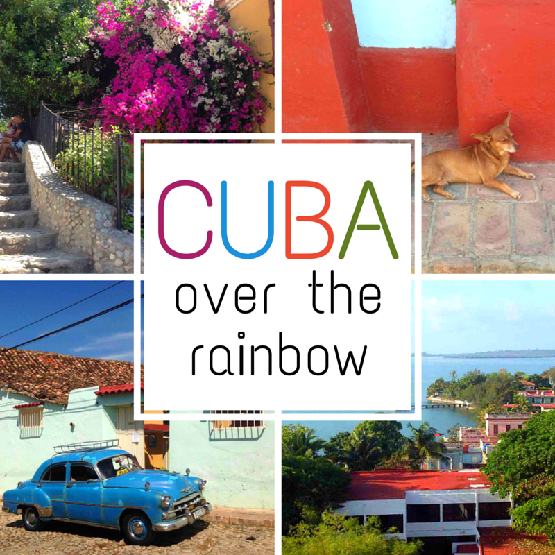 Over the Rainbow: To Cuba with the Michigan Community Touring Choir