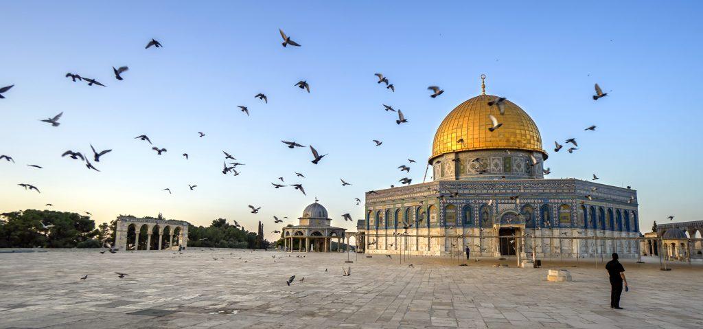 Dome of the Rock Jerusalem, Spiritual Journey