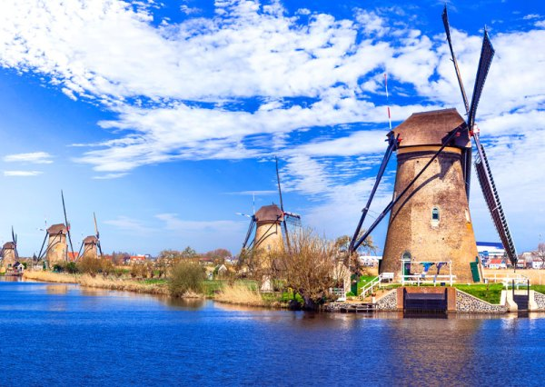 Bike and Barge Tour of the Netherlands and Belgium