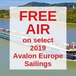 European River Cruise Sale
