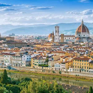 Italy: Florence Through the Eyes of Dante