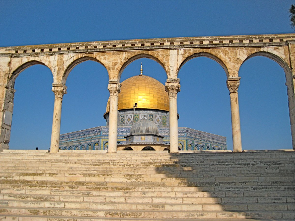 In the Light of Jesus: Pilgrimage to the Holy Land