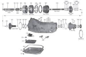 4l80e Parts Diagram   Wiring Diagram