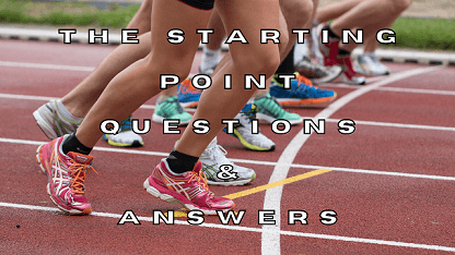 The Starting Point Questions & Answers