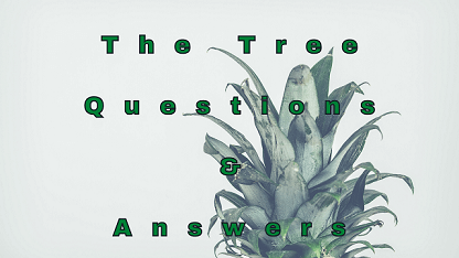 The Tree Questions & Answers
