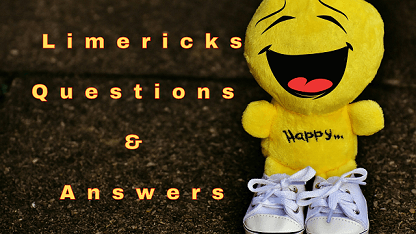 Limericks Questions & Answers