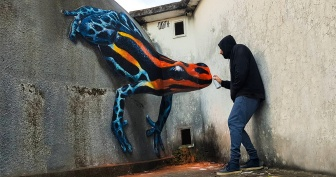 11 Fantastic Murals That'll Stop You in Your Tracks