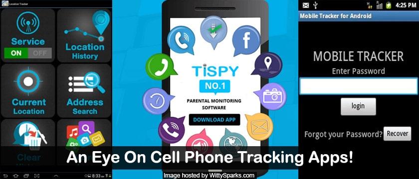How phone tracker app works
