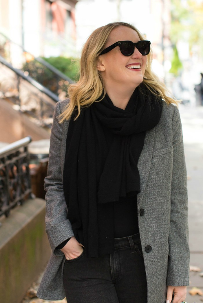 Meghan Donovan of wit & whimsy discusses affordable wardrobe essentials