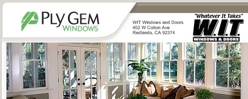 Ply Gem Windows - Redlands, CA