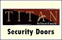 Titan Security Doors