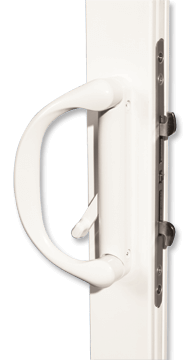 Anlin double locking mechanism