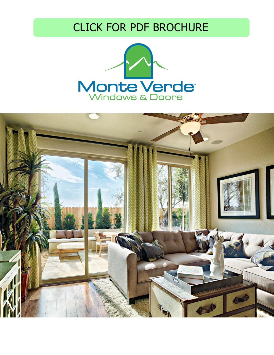 MONTE VERDE WINDOWS BY ANLIN REDLANDS CALIFORNIA
