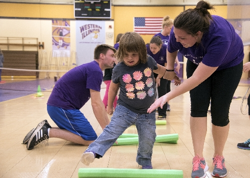 WIU Adapted Physical Activity Motor Clinics for Special Ed ...