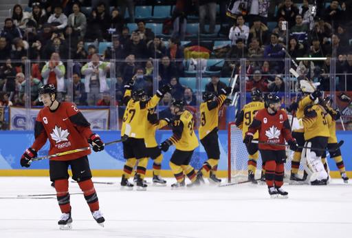 Pyeongchang Olympics Ice Hockey Men_546696