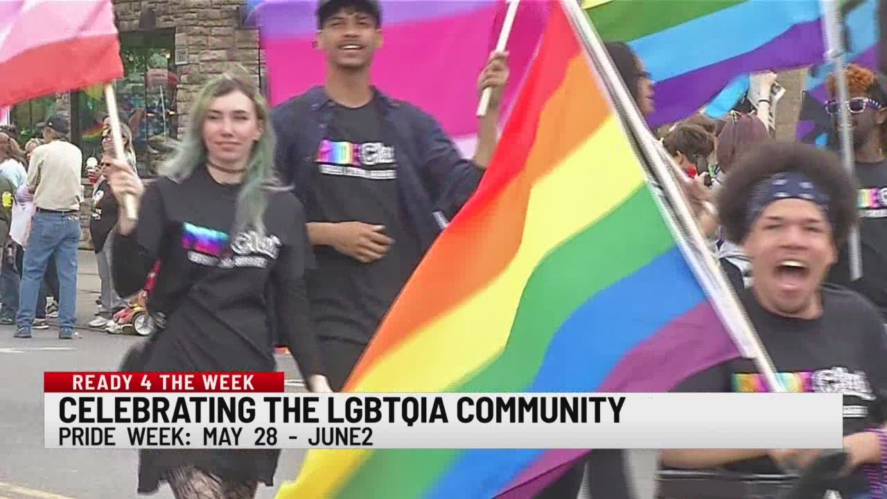 Celebrating the LGBTQIA community