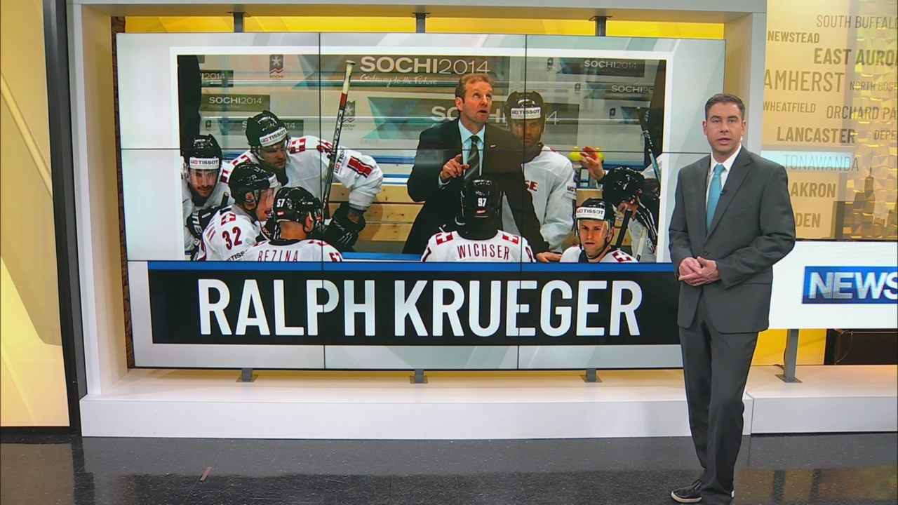 Ralph Krueger to be named Sabres coach