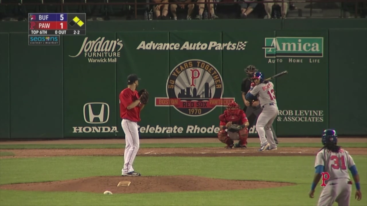 Bisons win 7th straight