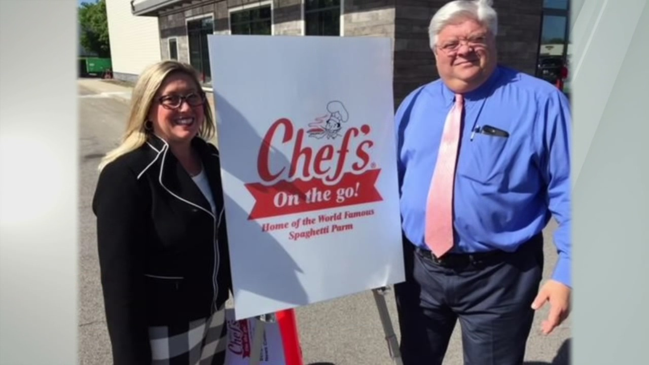 "Chef's opening first ""on the go"" location in Amherst"