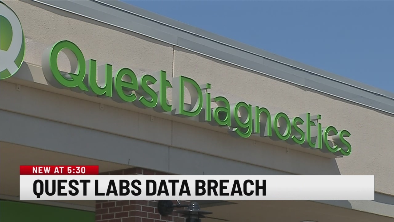 Report: Financial, medical data of nearly 12 million Quest patients may have been exposed