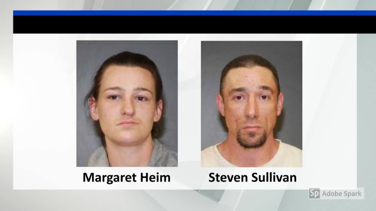 Sullivan and Heim charged