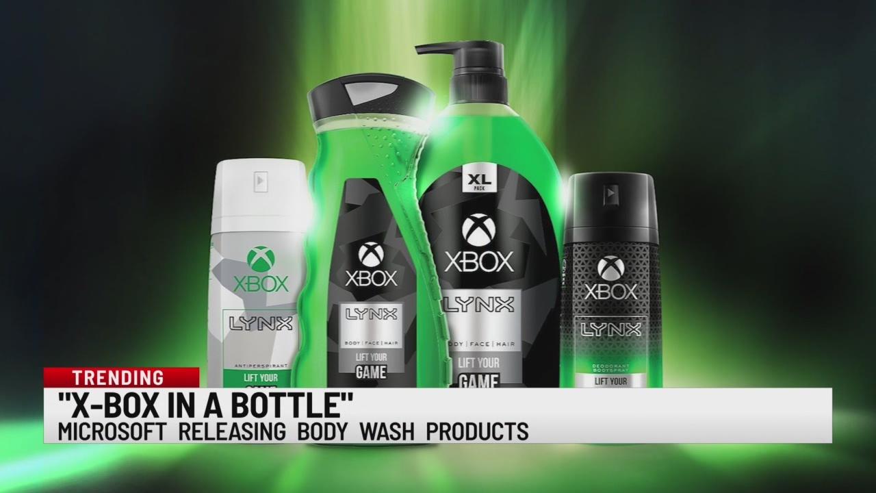 Xbox in a bottle
