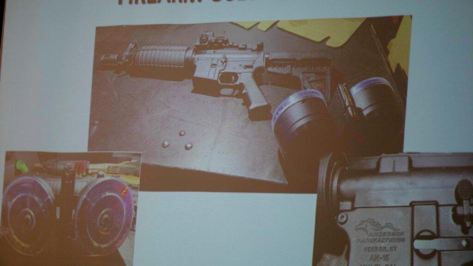 Classmates: Ohio shooter kept a 'hit list' and a 'rape list