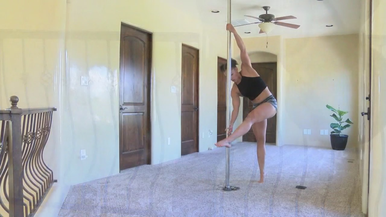 albuquerque woman part of push to make  u2018pole dancing u2019 an olympic sport