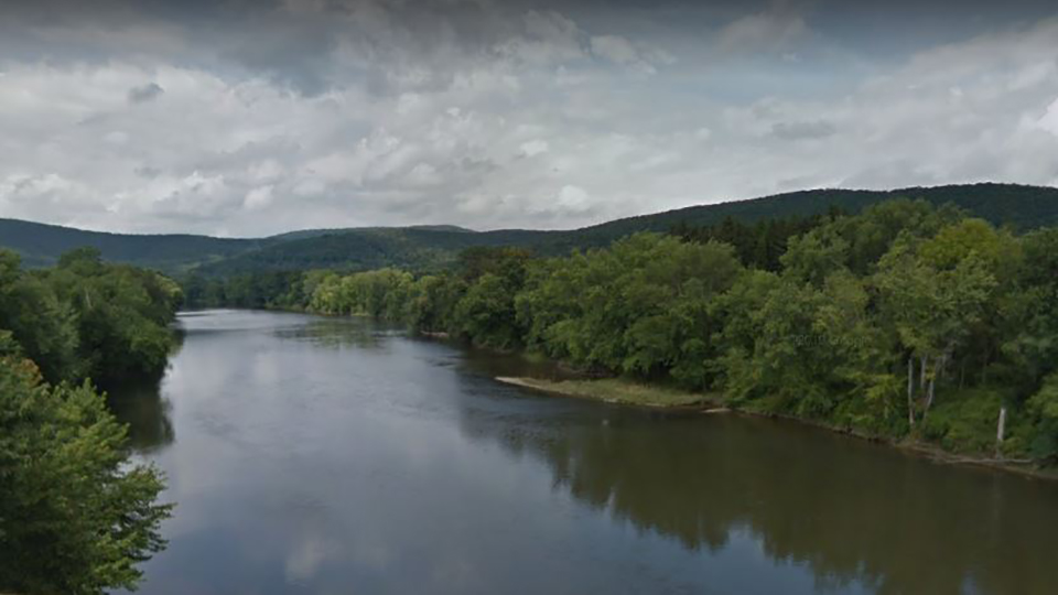 Massive discharge of untreated sewage into Allegany River