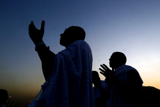 Muslim hajj pilgrims ascend Mount Arafat for day of worship | News 4