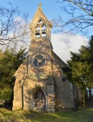 The former Chapel of Ease of Saint Mary, Barnstone