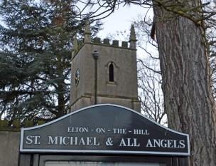 Tower of Saint Michael, Elton
