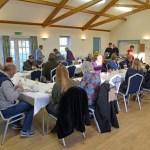 Easter Sunrise 2019 - Breakfast in the Village Hall
