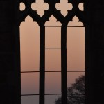 Easter Sunrise 2019 - St Mary's window