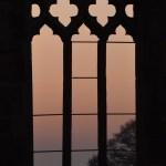 Easter Sunrise 2019 - St Mary's window