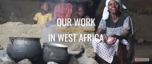 SHA West Africa