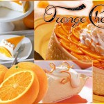 Make Orange cheesecake following simple steps