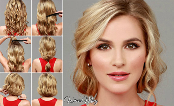 simple-hair-style-for-summer
