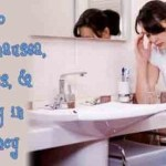 How to relieve nausea, dizziness and vomiting in pregnancy?