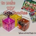 How to make eye-catching DIY gel candles