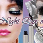 Easy steps of eye makeup for night parties