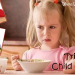 Child to eat: Tricks to make children eating fruits & vegetables