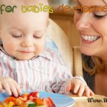 Babies development: Essential foods for babies growth