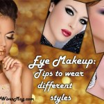 Eye Makeup: Night makeup tips to wear different styles
