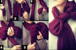 knot-bun
