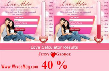 Dgreetings Love-calculator